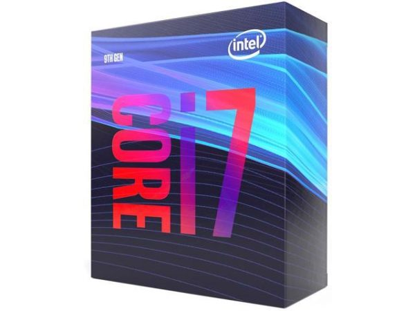 CPU Intel Core i7 9700 (Up to 4.70Ghz/ 12Mb cache) Coffee Lake