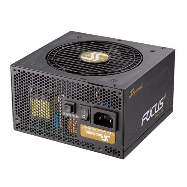 Seasonic 750w Focus Plus FX-750 - 80 PLUS® GOLD
