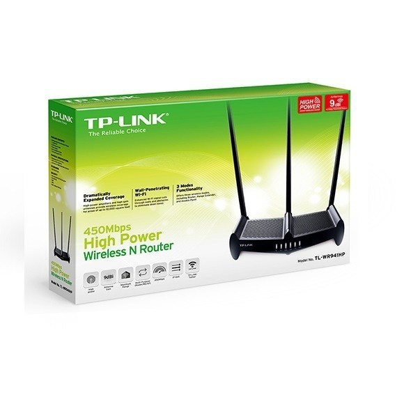 ROUTER WI-FI TL-WR941HP